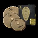 Zildjian LV468 L80 Low Volume Cymbal Set