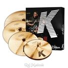 Zildjian KCD900 K Custom Dark Cymbal Set