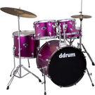 DDRUM D2 Drum Set 5pc - Pink