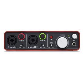 Focusrite 2nd Gen Scarlett 2i2 Audio Interface