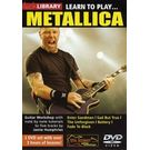 Lick Library: Learn To Play Metallica