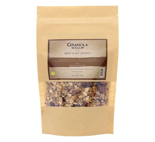 Berry and Nuts Crunch, 150g