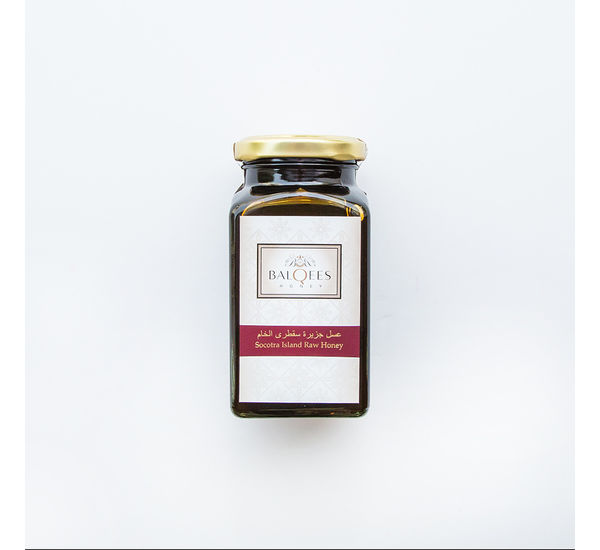 Raw Socotra Honey, 290 g