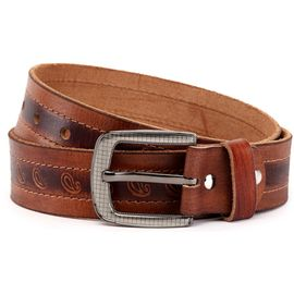 WILDHORN Men's Leather Casual Belt