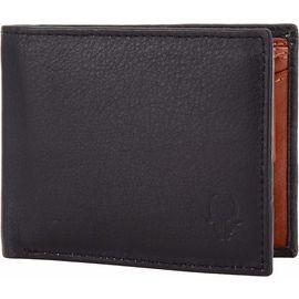 WildHorn Black Mens Wallet