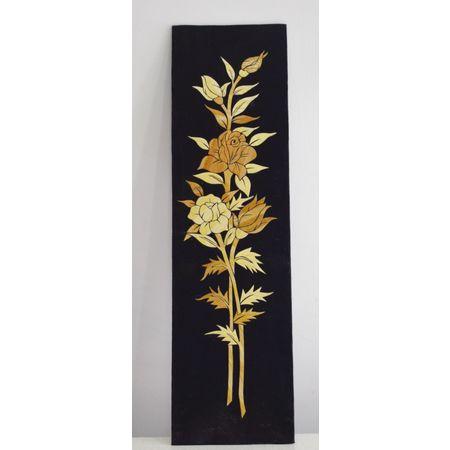 OHS011: Straw art Handmade flower design's of Jirala.