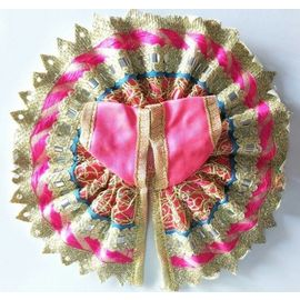Designer Poshak For Bal Gopal Shringar / Beautiful Poshak For Laddu Gopal