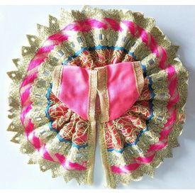 Designer Poshak For Bal Gopal Shringar / Beautiful Poshak For Laddu Gopal