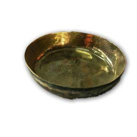 Kansa Plate / Bhog Plate / Bronz Plate / Small Pooja Plate