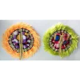 Designer Fur Poshak For Laddu Gopal Shringar / Beautiful Poshak For Bal Gopal (1 No) - 2 Pcs