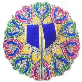 Elegent Heart Design Poshak For Laddu Gopal / Bal Gopal Shringar ( 6 No)