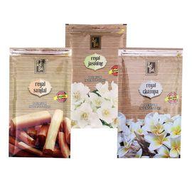 Zed Black Regal Premium Incense Sticks Combo Of Sandal, Champa & Jasmine