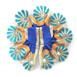 Designer Poshak For Thakurji / Bal Gopal Poshak (1 No)