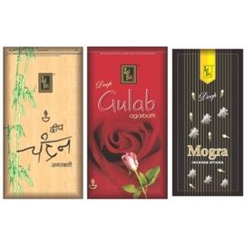Zed Black Mix Pack Incense Sticks