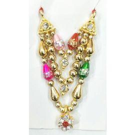 Designer Devi Haar / Devi Shringar Haar / Beautiful Neckless For God Shringar