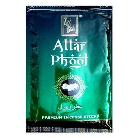 Zed Black Attar Phool/Atarfool Premium Incense Sticks Pack of 3