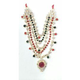 Designer Haar For Bal Gopal / Beautiful Neckless For God