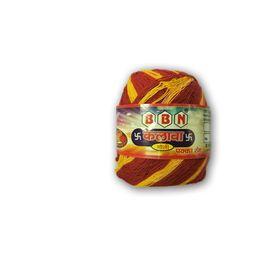 BBN Kalawa / Mauli / Red And Yellow Colour Laccha - 5 Pcs