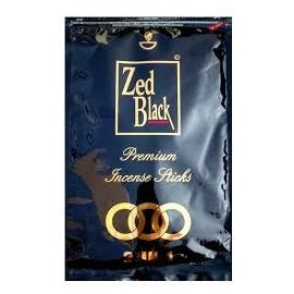 Zed Black Premium 3 in 1 Agarbatti (Pack of 2)