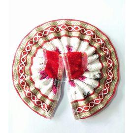 Thread Work Poshak For Laddu Gopal / Designer Poshak For Bal Gopal