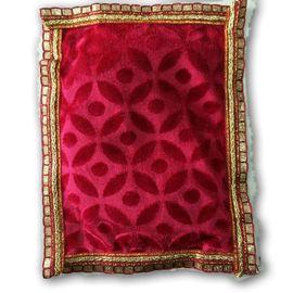Classic Woolen Aasan For Bal Gopal / Designer Gaddi For laddu Gopal