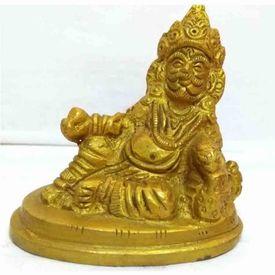 Lord Kuber Statue/ Brass Fine Quality Kuber Murti