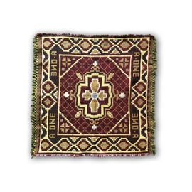 Prayer Mat / Pooja Aasan / Printed Cotton Aasan- 2 Pcs