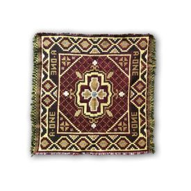 Prayer Mat / Pooja Aasan / Printed Cotton Aasan- 2 Pcs