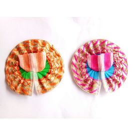 Bal Gopal Small Size Summer Poshak ( 0 No. ) - 2 Pcs