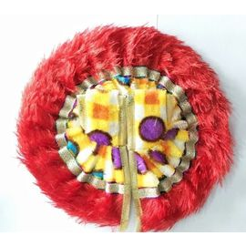 Designer Woolen Poshak For Laddu Gopal / Fur Poshak For Bal Gopal