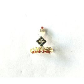Beautiful Mukut For Laddu Gopal Shringar / Designer Stone Work Mukut