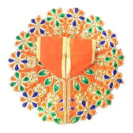 Heavy Hand Work Laddu Gopal Poshak / Thakur Ji Shringar / Beautiful Bright Poshak (3 No)