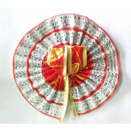 Designer Poshak For Laddu Gopal / Lace Poshak For Thakurji