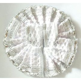 Elegent Sober Look Poshak For Laddu Gopal / Designer Poshak For Bal Gopal (2 No)