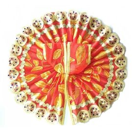 Designer Poshak For Bal Gopal / Summer Poshak For Thakurji