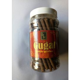 Zed Black Guggal/Gugal Premium Dhoop Stick Jar Set Of 2