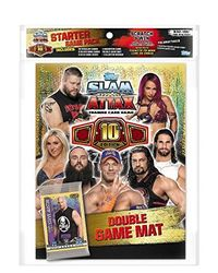 Topps WWE Slam Attax 10 TCG Collection Starter Game Pack, Multi Color