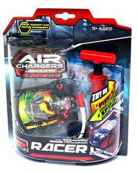 Air Chargers Car - 4 Styles Assorted, Red