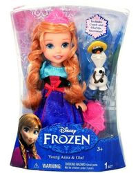 Disney - Frozen - Young Anna and Olaf