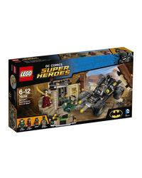 Lego Batman Rescue from Ra's Al Ghul, Multi Color