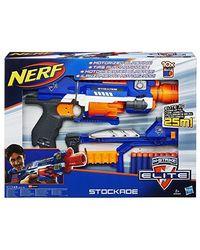 Funskool Nerf N-Strike Elite Stockade Blaster