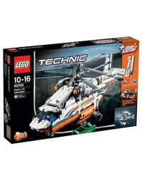 Lego Heavy Lift Helicopter, Multi Color