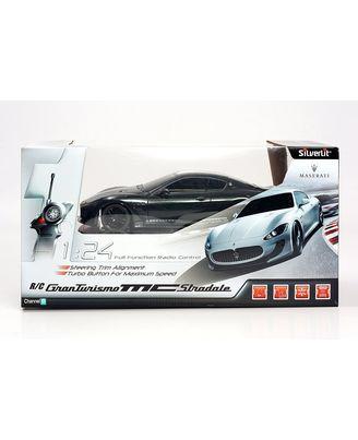 Silverlit 1: 24 Remote Control Maserati Gran Turismo MC Stradale (Multi Colour)