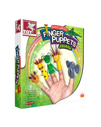 ToyKraft Paper Quilling Finger Puppets