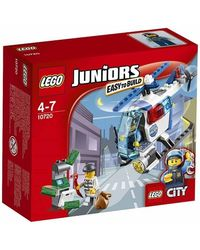 Lego 10720 Police Helicopter Chase, Multi Color