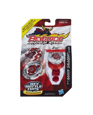 Beyblade LW160BSF Shogun Steel Bey Battle Tops SS-16 Ronin Dragoon Top