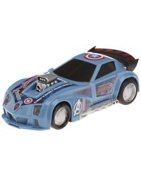 Majorette Remote Controlled - The Avengers Starter Heroes, Multi Color