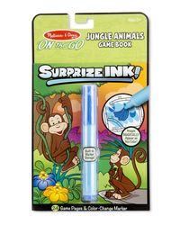 Melissa & Doug Surprize Ink! Jungle/Safari Drawing Pen