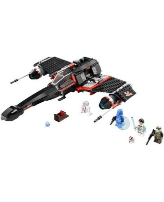 Lego Jek-14 s Stealth Starfighter