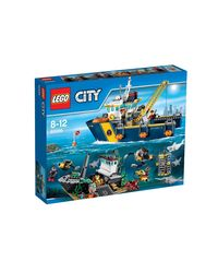 Lego Deep Sea Exploration Vessel, Multi Color